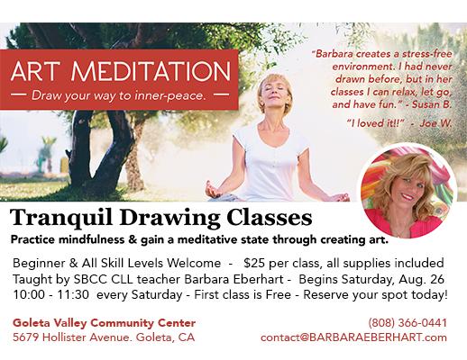 Art Meditation Classes title=
