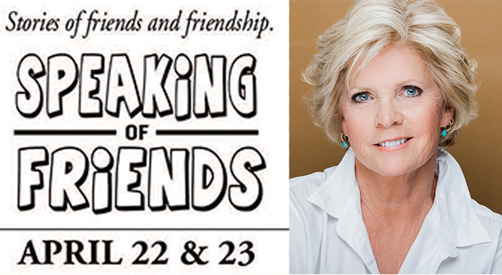 Speaking of Friends with Meredith Baxter and Joe Spano title=