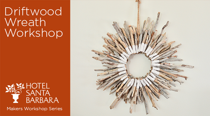 Driftwood Wall Hanging Workshop title=