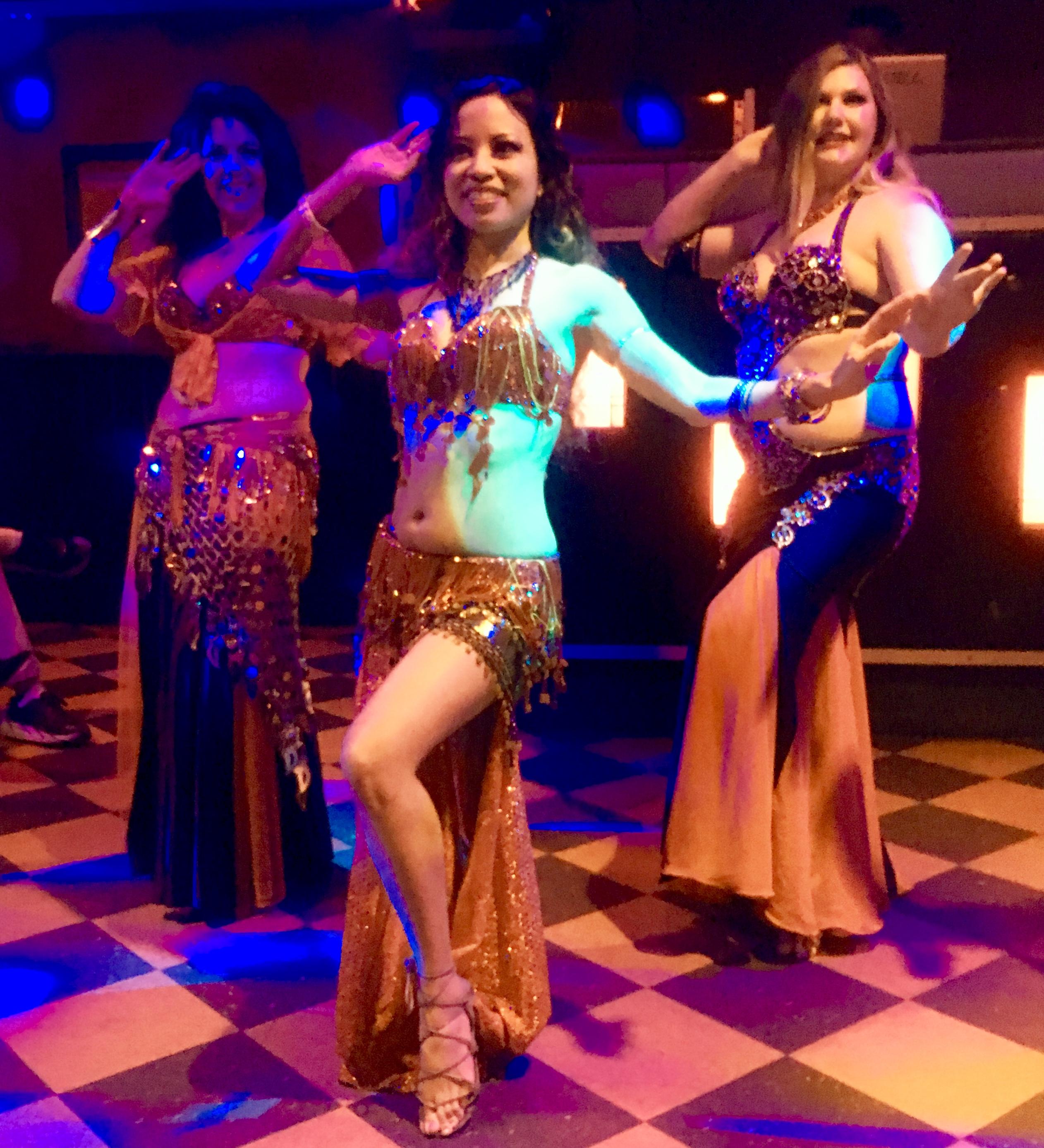 Belly Dance Extravaganza