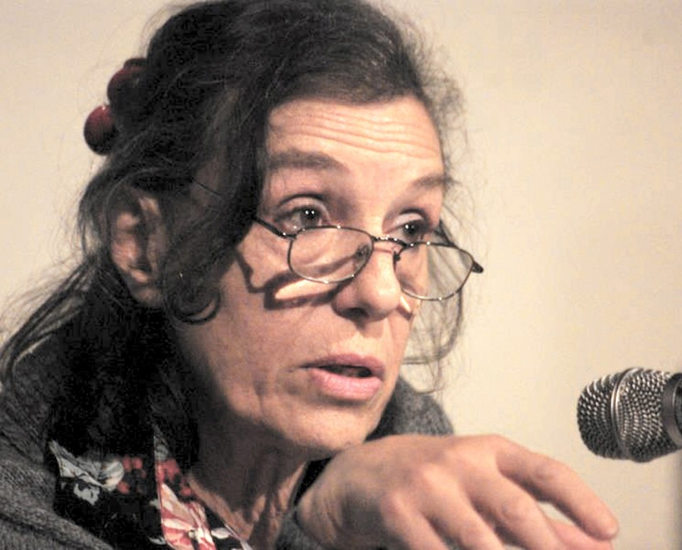 Corwin Chair Series Lecture: Elsa Justel title=