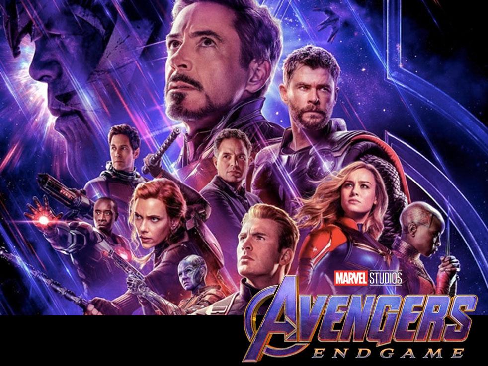Script to Screen: Avengers: Endgame title=