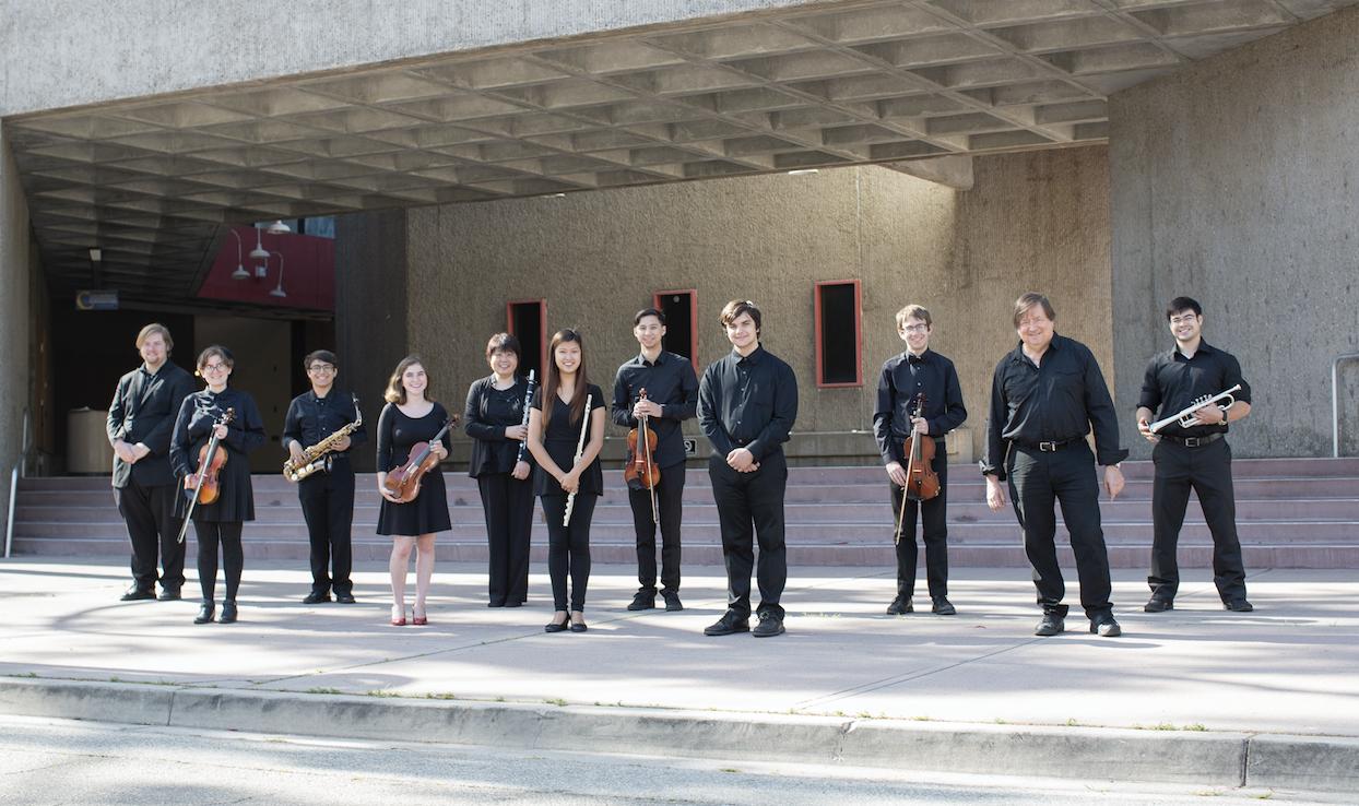 UCSB Ensemble for Contemporary Music (ECM) title=