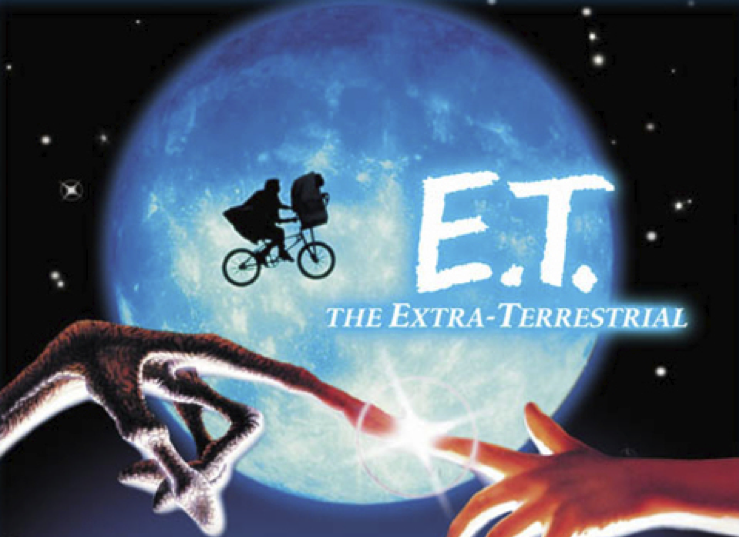E.T. the Extra-Terrestrial  FREE Summer Cinema: Be Excellent & Party On! title=