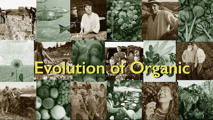 Premiere of Evolution of Organic with filmmaker Mark Kitchell   title=