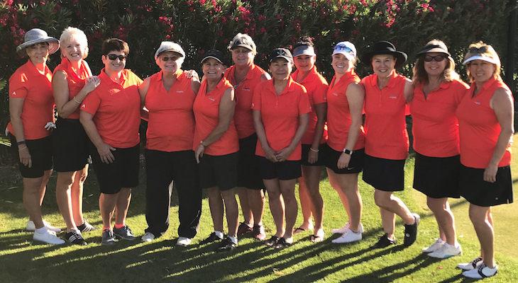 EWGA 21st Breast Cancer Golf Tournament title=