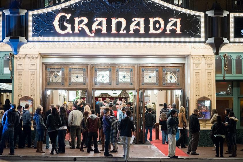 Granada  Theatre Volunteer Usher Orientation title=