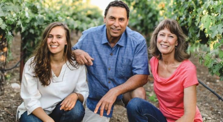 Inside Wine Santa Barbara hosts Falcone Family Vineyards title=