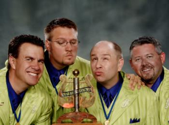Storm Front Barbershop Quartet