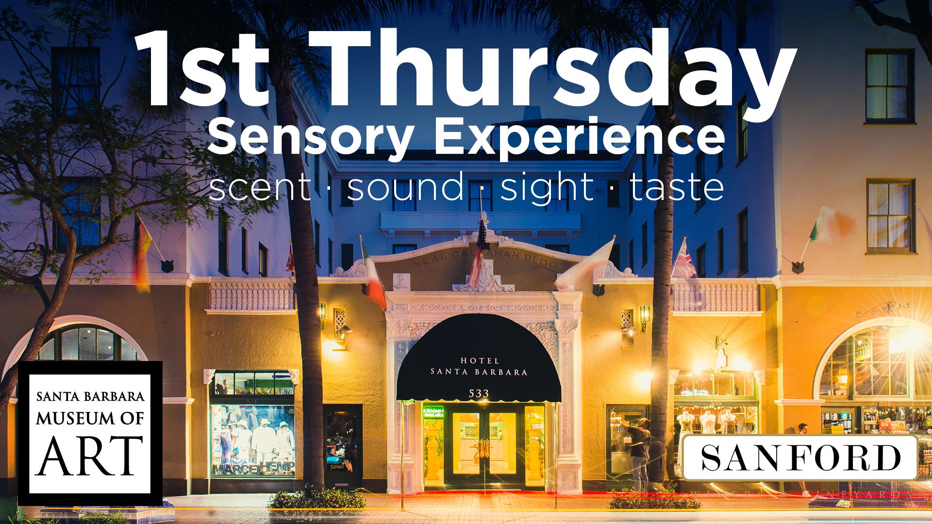 1st Thursday Sensory Experience