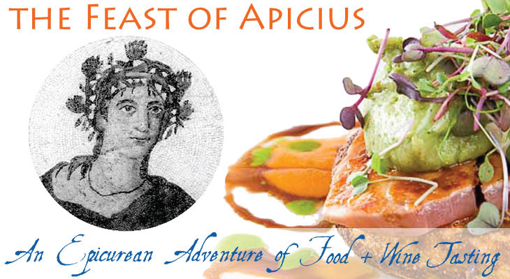 """Feast of Apicius"" Fundraiser and Top-Chef Competition title="
