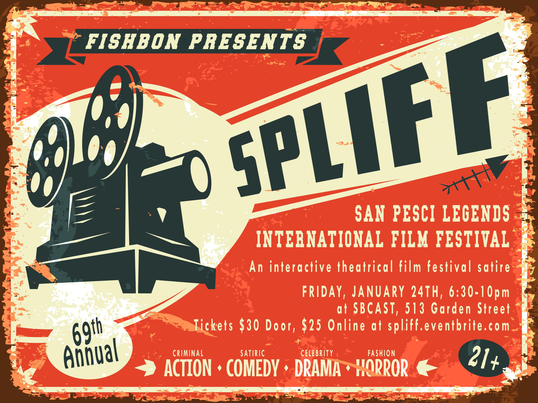 The San Pesci Legends International Film Festival (SPLIFF!) title=
