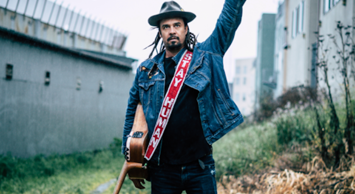 Michael Franti & Spearhead Benefit Concert title=