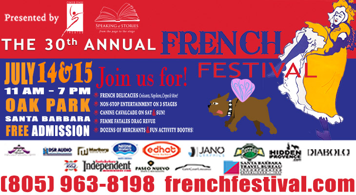 French Festival July 14-15 title=