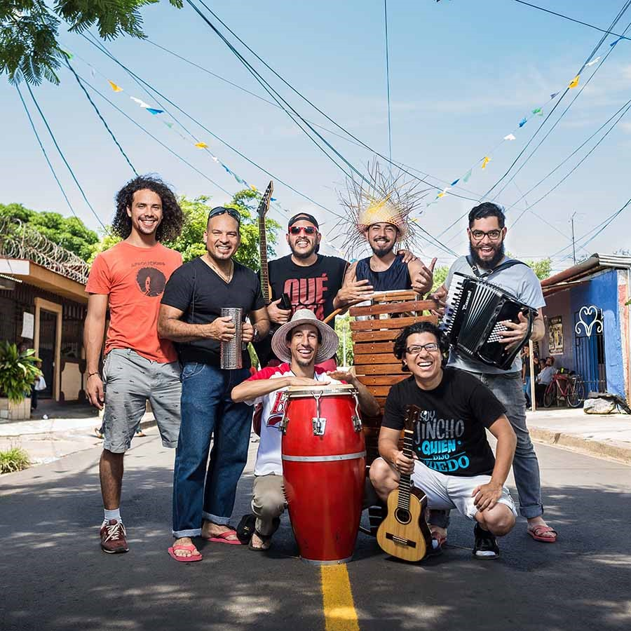 La Cuneta Son Machín: Cumbia from Nicaragua title=