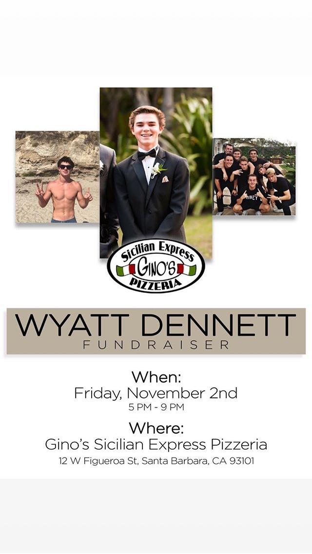 Donate4dennett Fundraiser  title=
