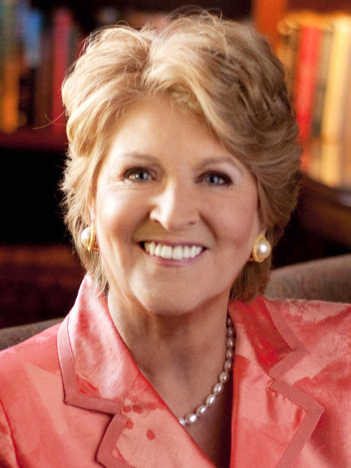 Fanny Flagg speaking at the Santa Barbara Writers Conference title=