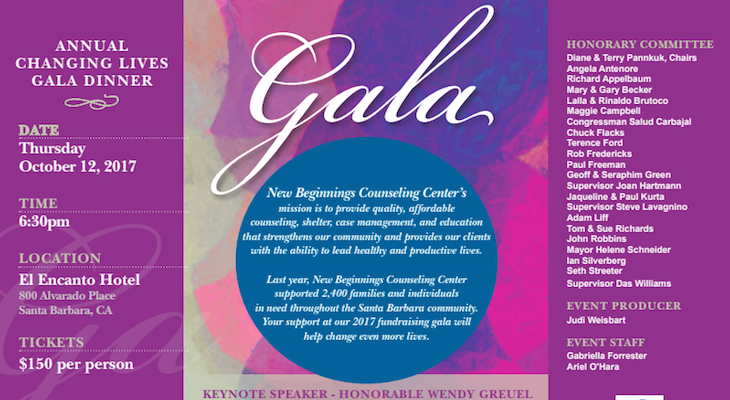 2017 Changing Lives Gala in honor of Glenn and Amy Bacheller title=