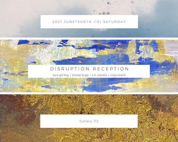Gallery 113 - Artist Reception  title=