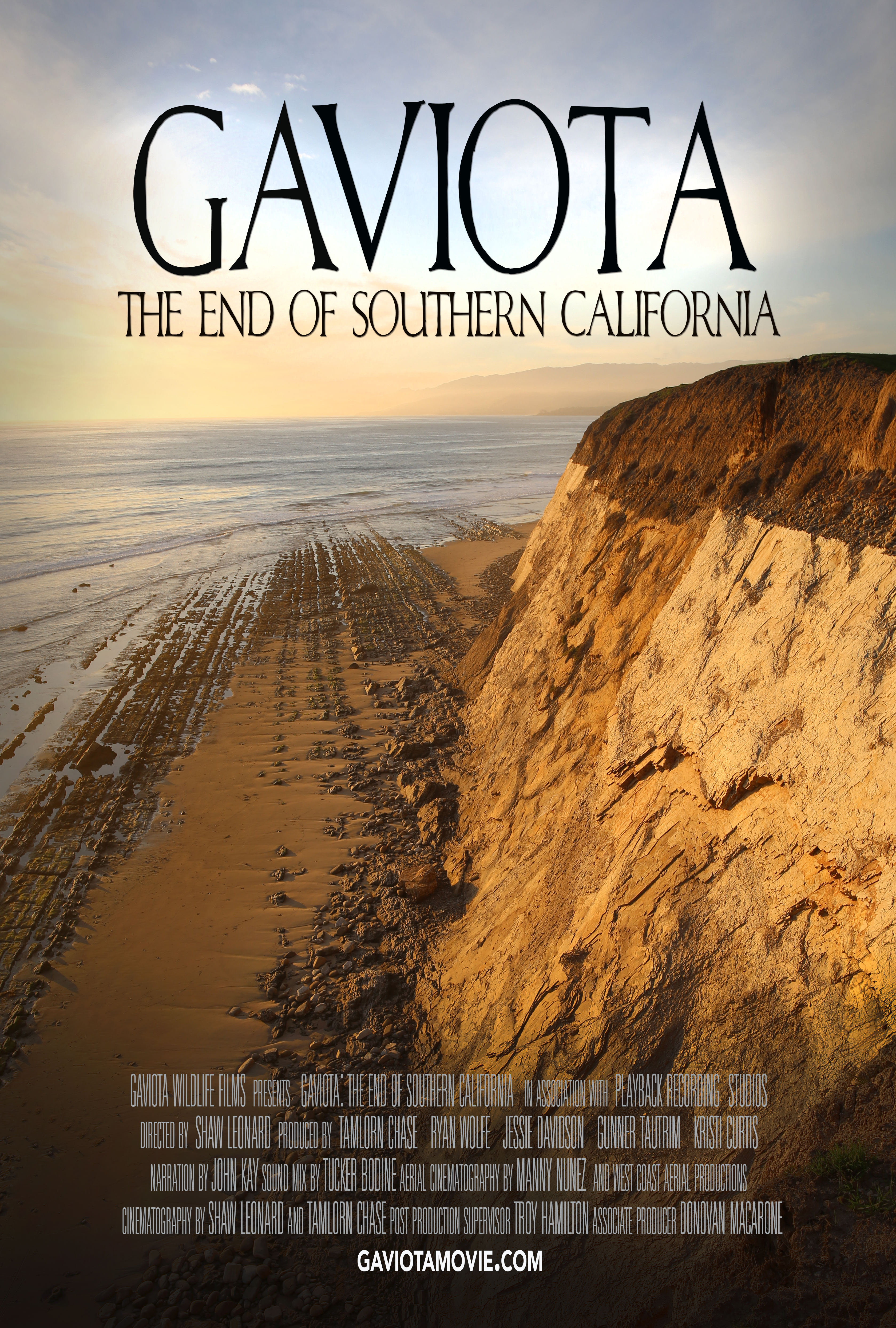 Gaviota: The End of Southern California title=