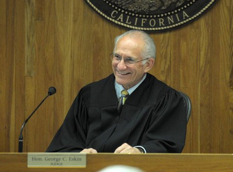 Solutions News is welcoming George Eskin, retired judge of the Superior Court of Santa Barbara County, on Friday, August 7th. title=