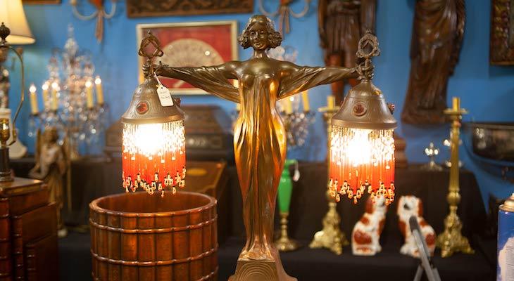 CALM Antique & Vintage Show and Sale (Nov 8-10) title=