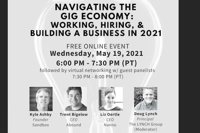 Navigating the Gig Economy: Working, Hiring & Building a Business in 2021 title=