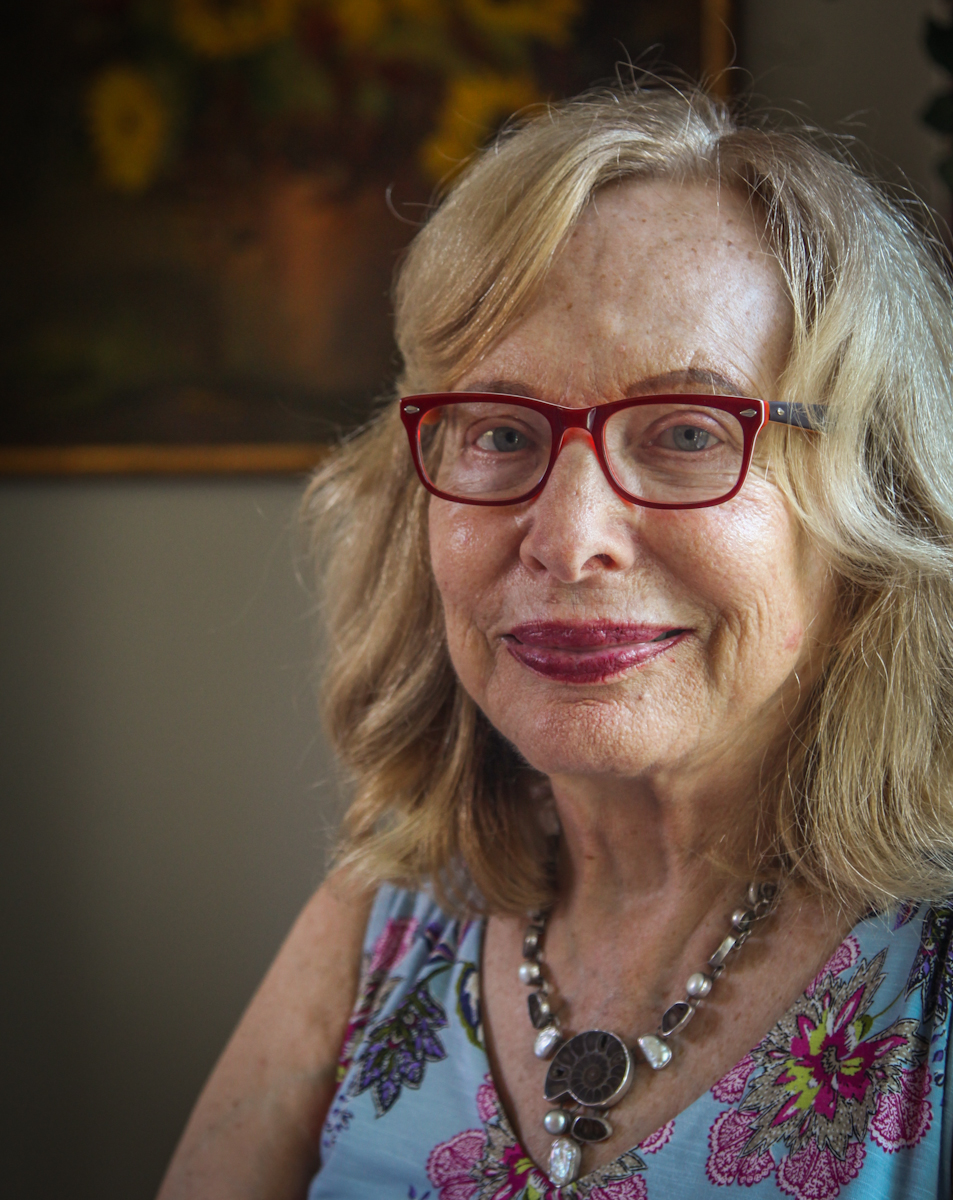 Poetry workshop with Glenna Luschei title=