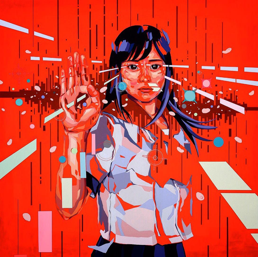 Artist Reception: Yumiko Glover