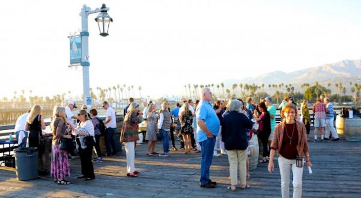 Summer Mixer on the Wharf for Charitable Gift Planners