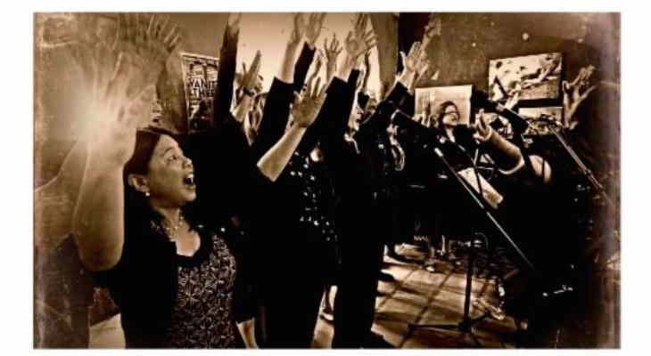Mama Pat's Inner Light Gospel Choir