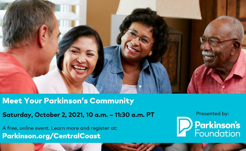 Meet Your Parkinson's Community  title=