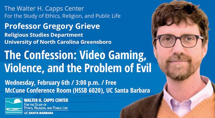 The Confession: Video Gaming, Violence, and the Problem of Evil title=