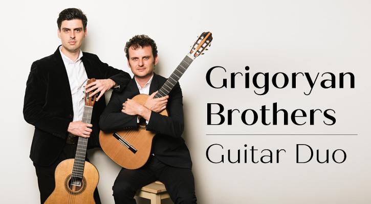 Grigoryan Brothers, Guitar Duo title=