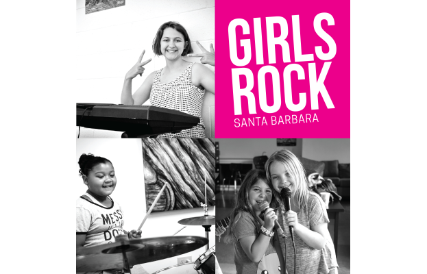 GIRLS ROCK SANTA BARBARA PRESENTS Raise Her Voice