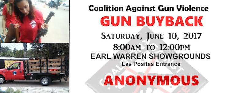 3rd Annual Gun Buyback