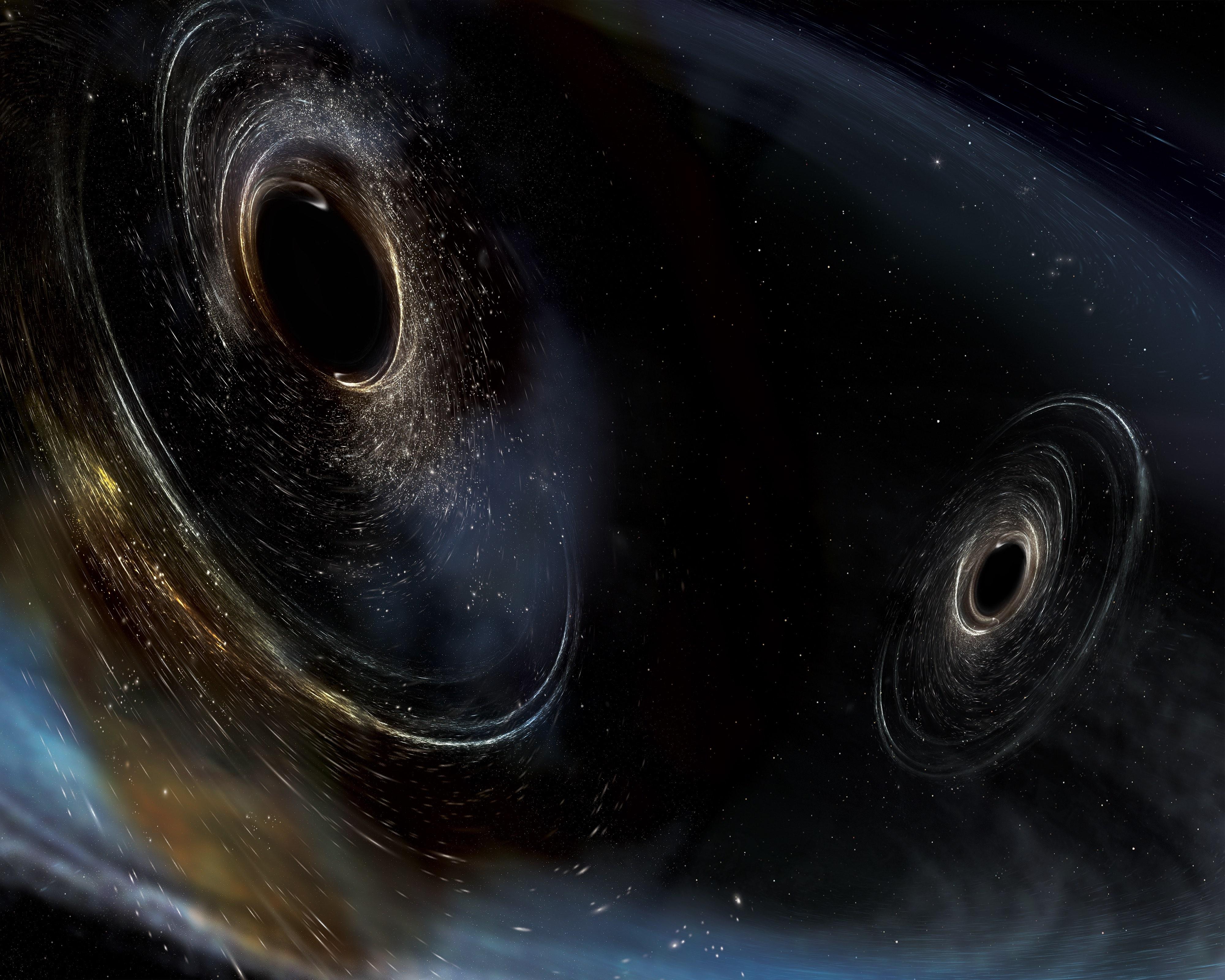 café KITP:  Black Holes - Classical and Quantum title=
