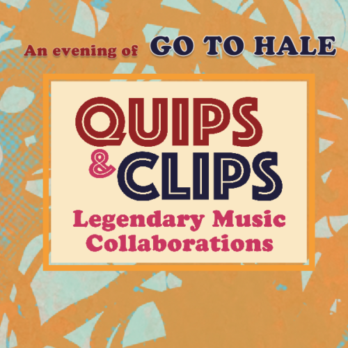 LOBERO LIVE, KTYD AND PANDAMAN PRESENT GO TO HALE: Quips & Clips title=