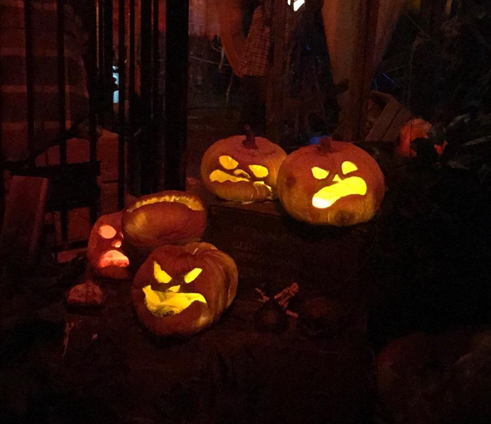Halloween Themed Trivia @ DV8 Cellars title=