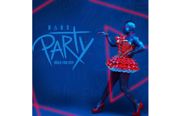 SBL ENTERTAINMENT PRESENTS Todrick Haus Party World Tour