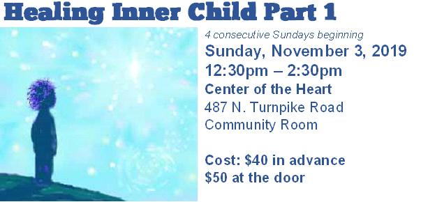 Healing Inner Child Part 1 title=
