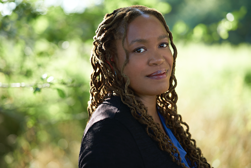Author, advocate and public policy expert Heather McGhee title=