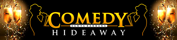 SB Comedy Hideaway New Year's Eve 2018