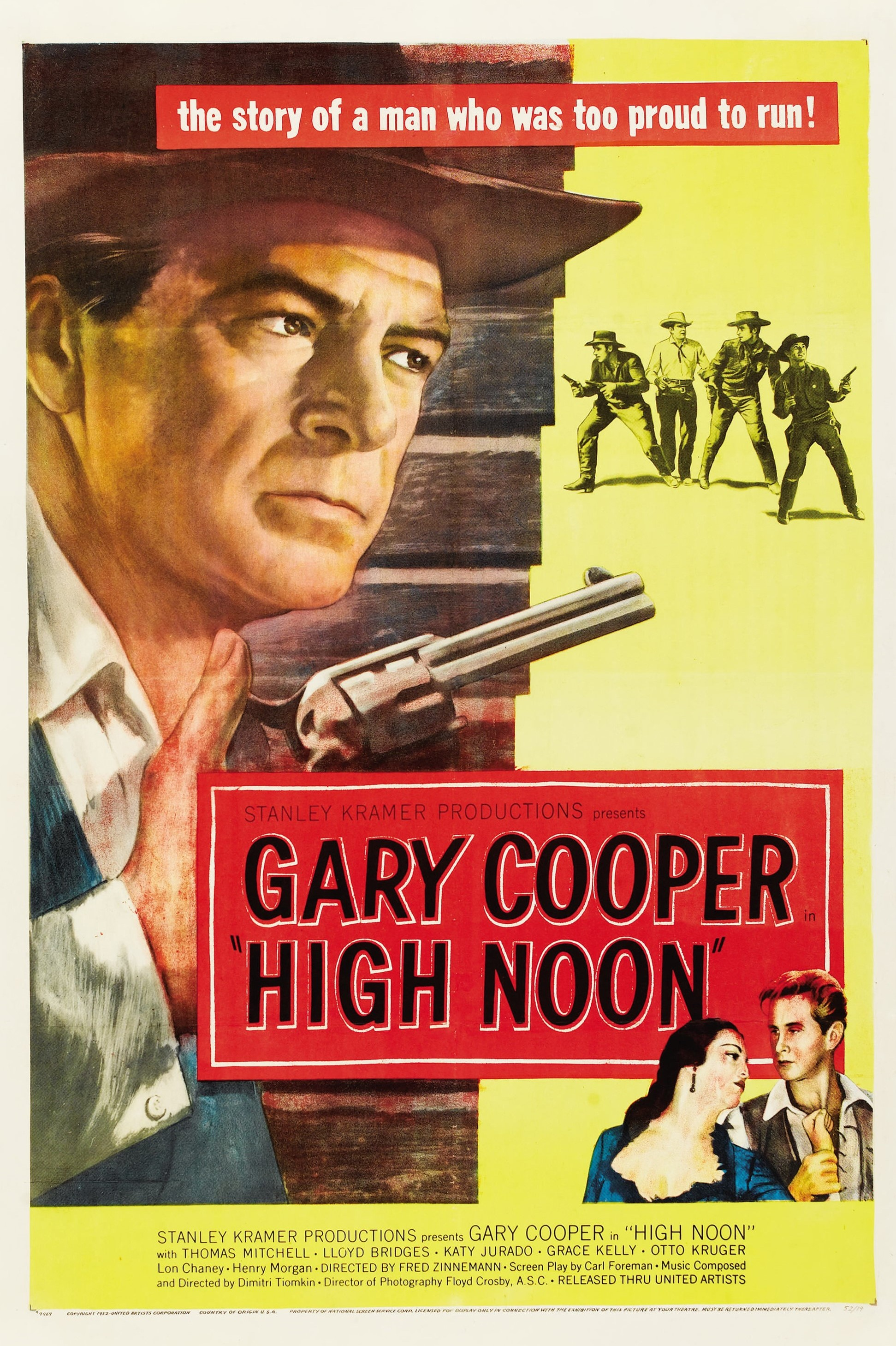 Free Summer Cinema: High Noon title=