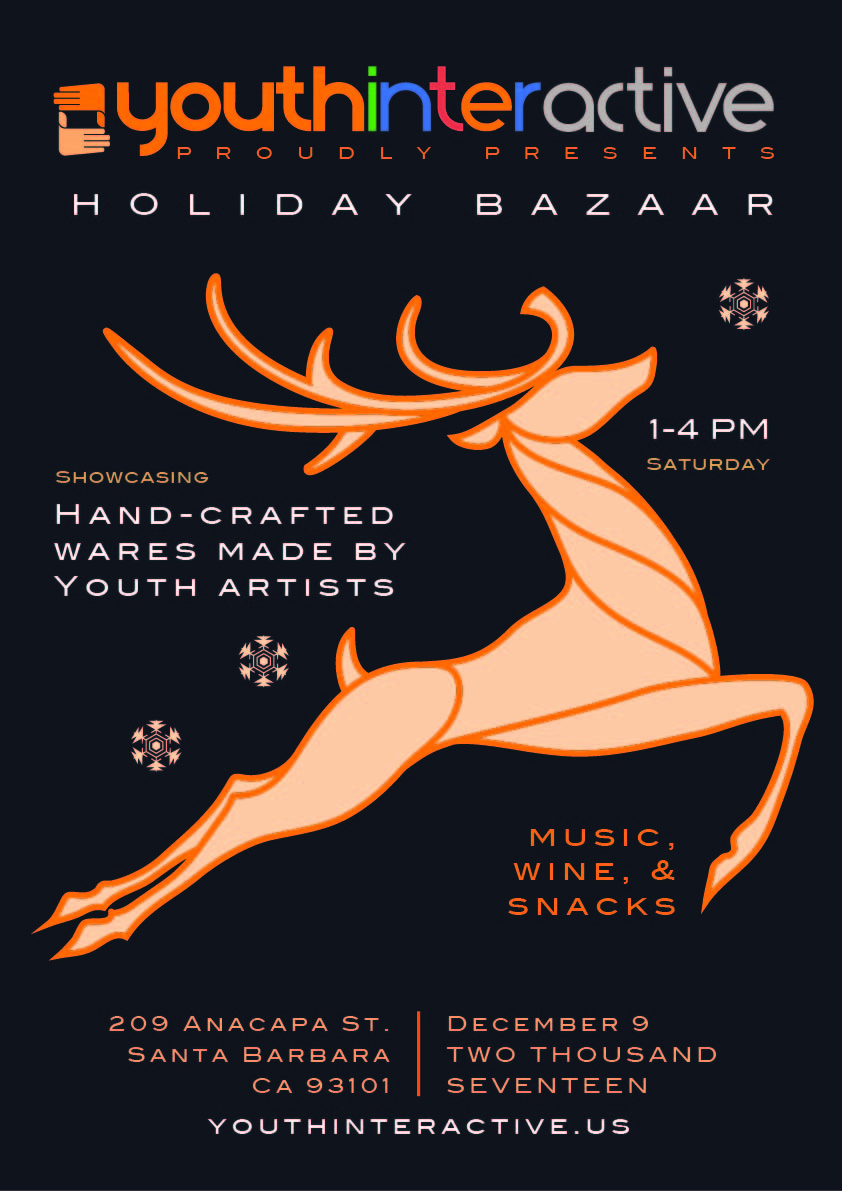 Youth Interactive Holiday Bazaar! title=