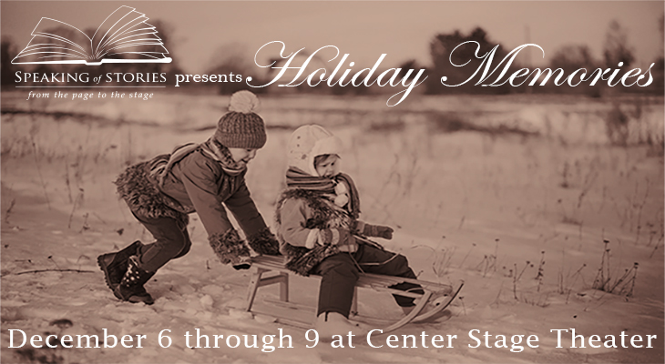 Speaking of Stories Presents: Holiday Memories title=
