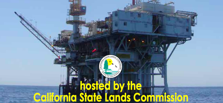 The CA State Lands Commission Meeting on Platform Holly title=
