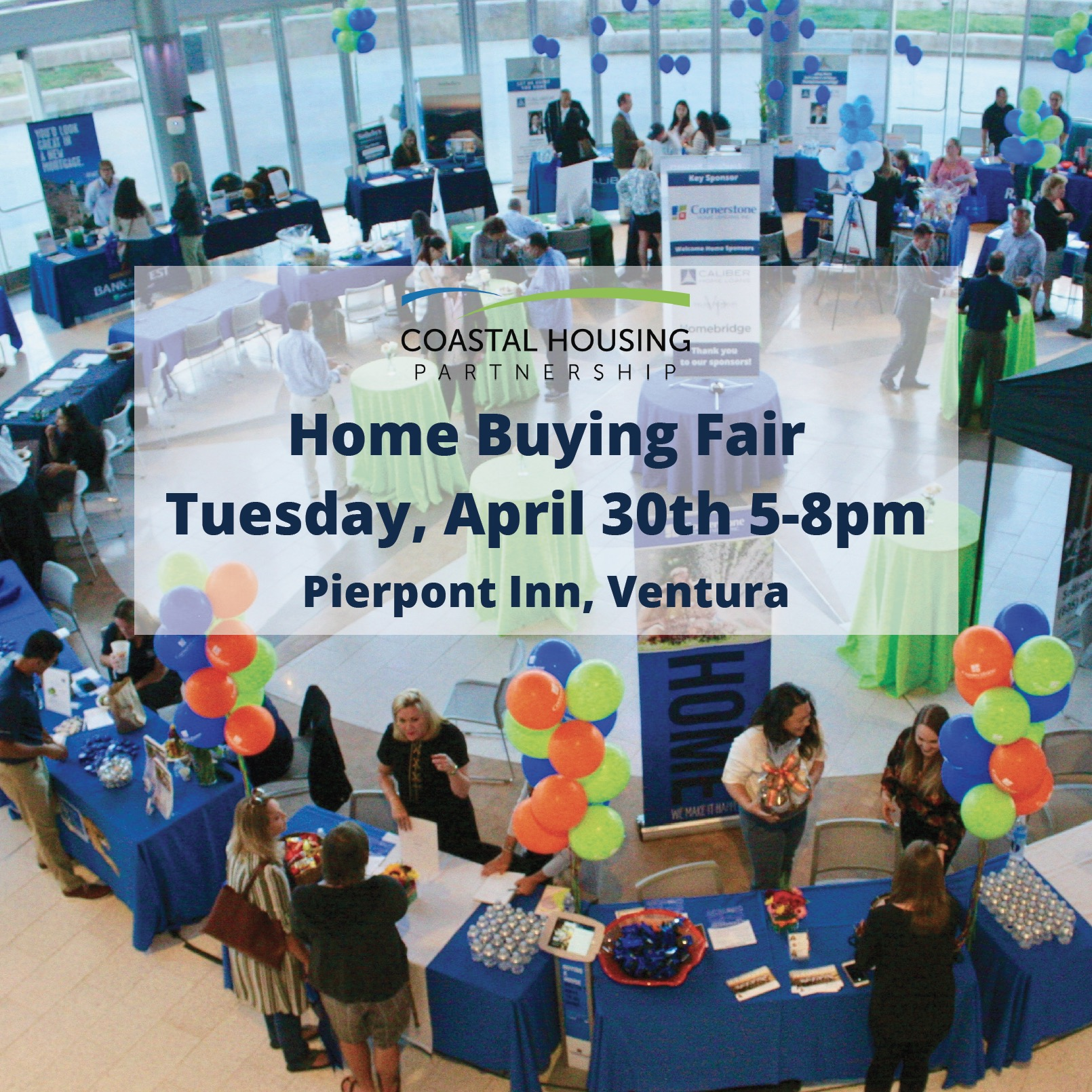 Home Buying Fair by Coastal Housing Partnership title=
