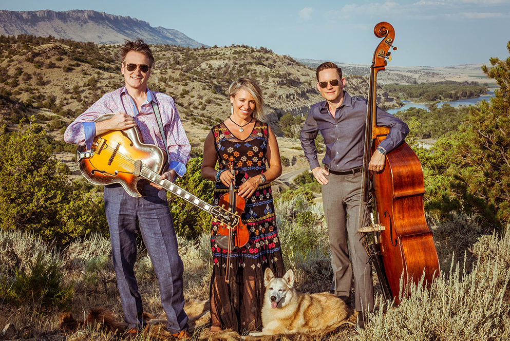 Hot Club of Cowtown & Dustbowl Revival title=