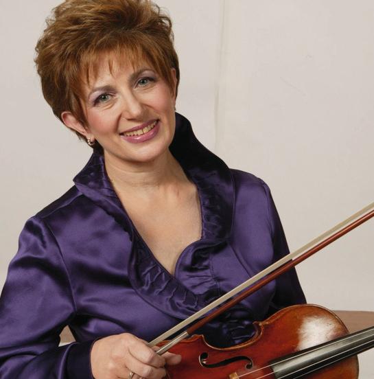 Guest Artist Masterclass: Ida Kavafian, Violin (Curtis Institute of Music) title=